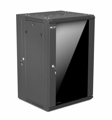 nexxt gabinete de pared 600x550mm - 18u