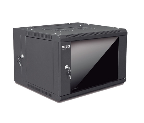 nexxt gabinete de pared 600x550mm - 6u