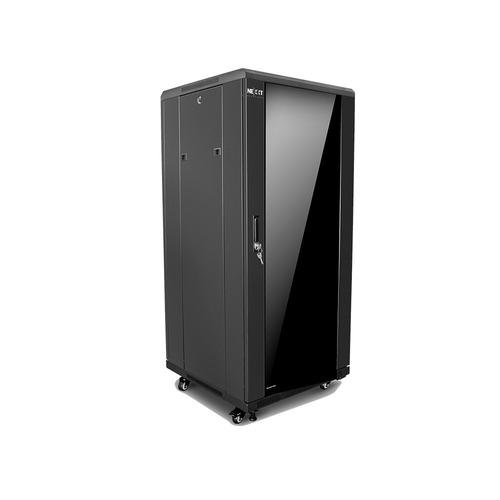 nexxt gabinete de piso 600x600mm - 30u
