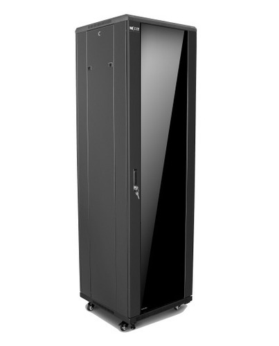 nexxt gabinete de piso 600x600mm - 42u