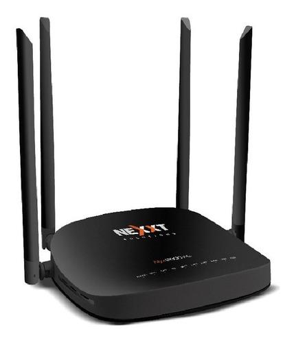 nexxt nyx2600-ac router ac doble banda 2600mbps *itech