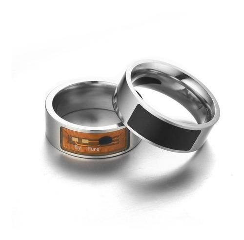 nfc smart anillo magia wearable multifuncional para