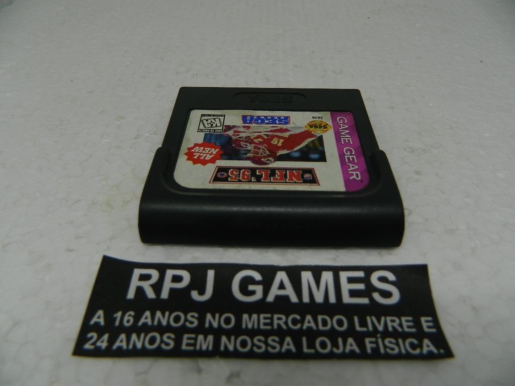 2eb53e994 nfl 95 original p  game gear - loja centro rj -. Carregando zoom.