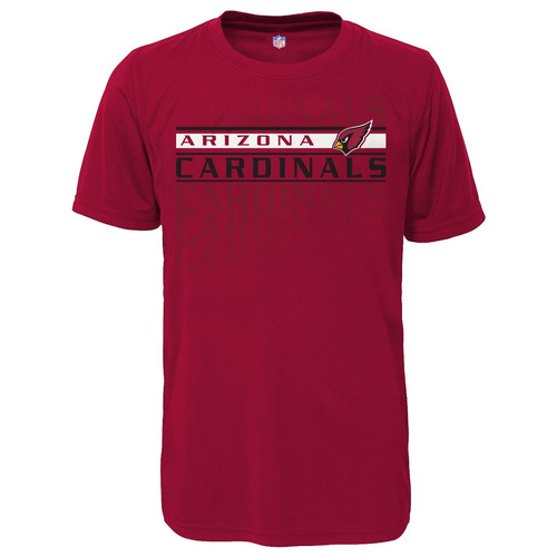 nfl arizona cardinals boys 119,4 cm interfaz performance cam