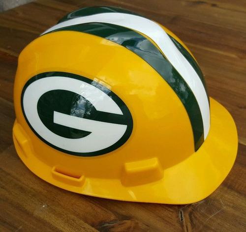 nfl casco de seguridad msa safety work todos los equipos