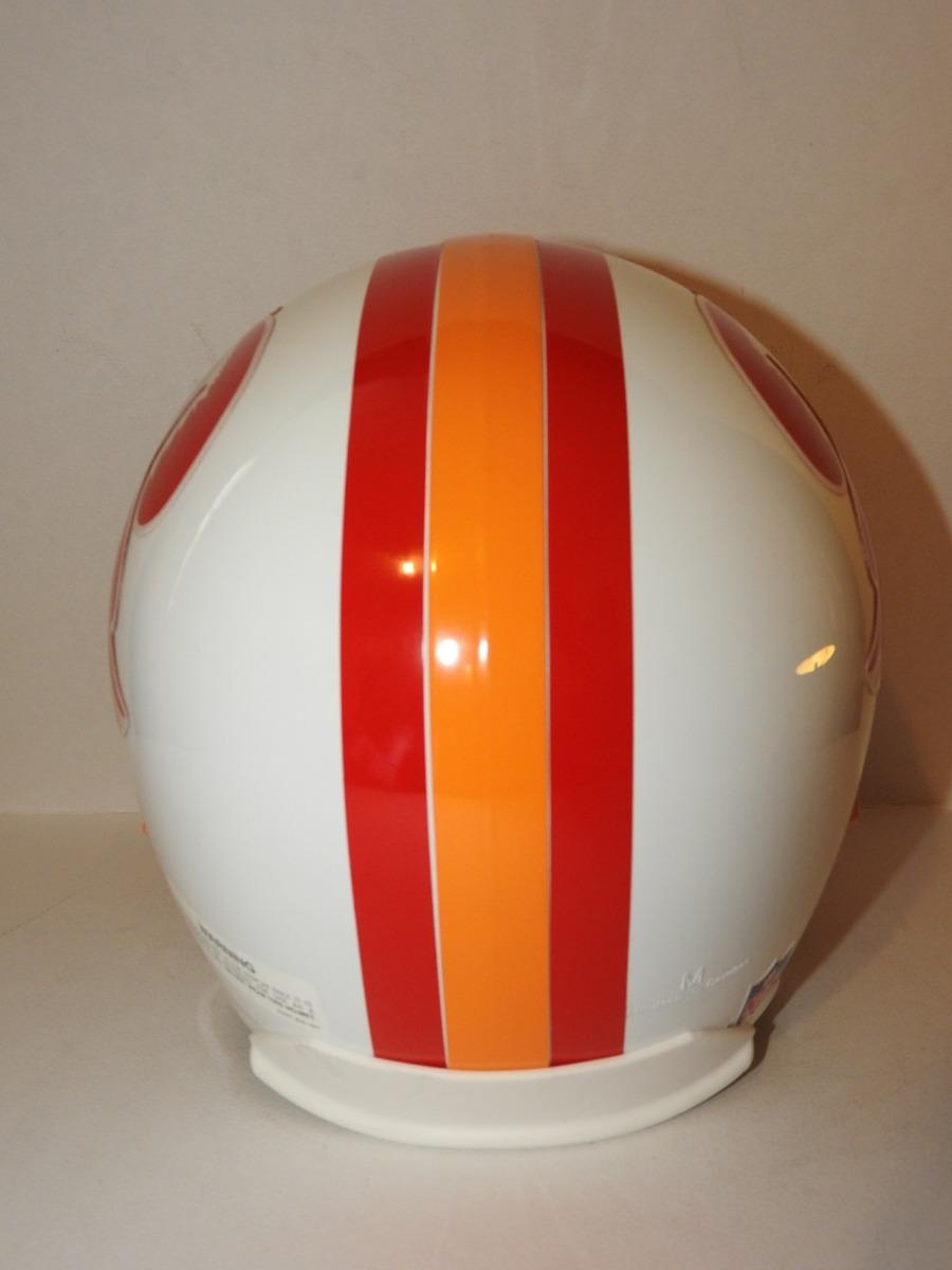 nfl casco replica tamaño oficial tampa bay. Cargando zoom. 4bb77075331