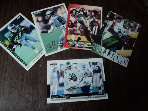 nfl fan eagles 5 tjas calvin williams diferentes