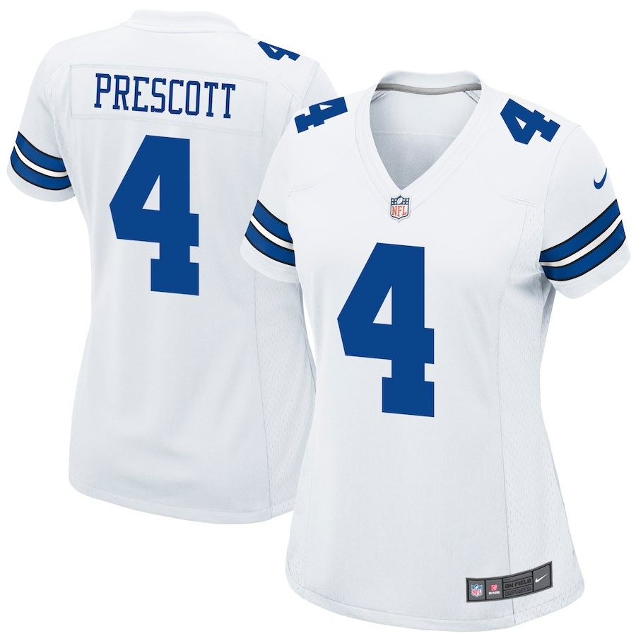 72ff9a557f nfl feminina dallas cowboys 1 futebol americano  4 prescott. Carregando  zoom.