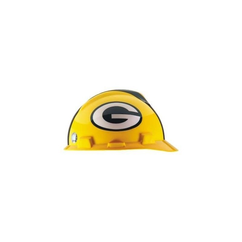 b633d175c64 Nfl Green Bay Packers Hard Hats Suspensión De Carrocería -   215.504 ...