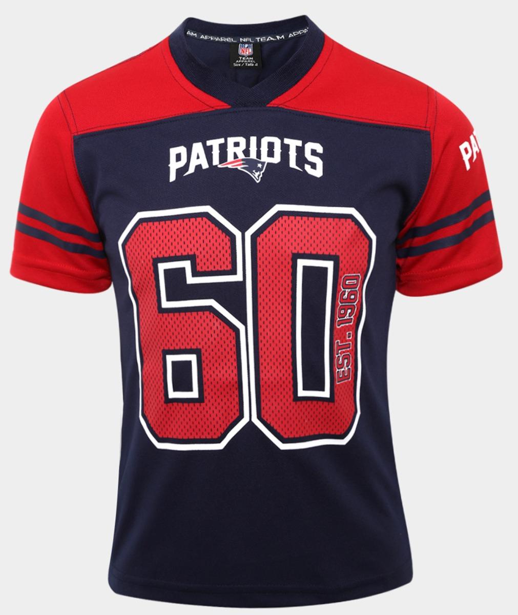 b0cd9a5dc7c88 Nfl Jersey New England Patriots Patriotas -   549.00 en Mercado Libre