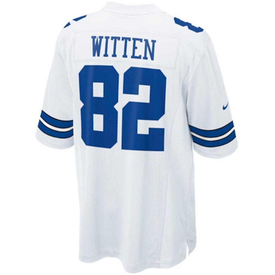 c105785047 Nfl Kids Dallas Cowboys 1 Futebol Americano  82 Witten - R  199