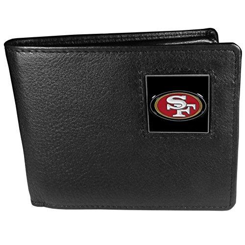 Nfl San Francisco 49ers Piel Bi-fold Portafolios -   989.00 en Mercado Libre 9a268816ab6