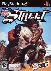 nfl street / playstation 2 ps2 * usa 10