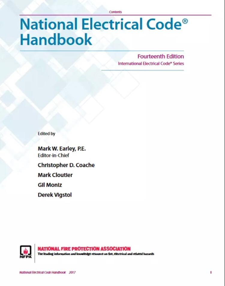 Nec Handbook Pdf