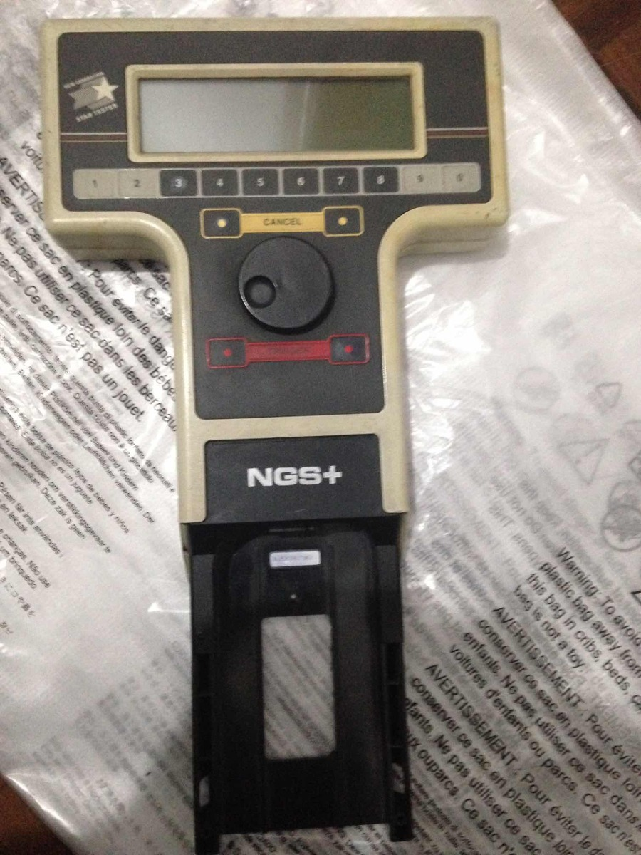 new generation star ngs tester