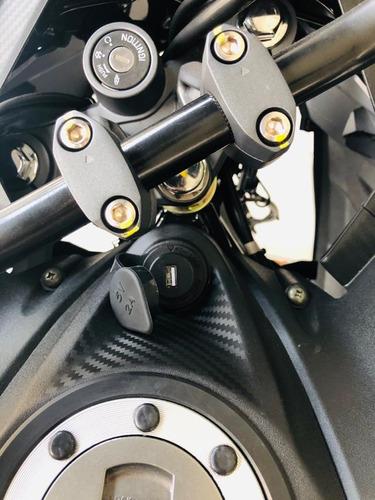 nh 190 sym - a pronta entrega só na amaro motos