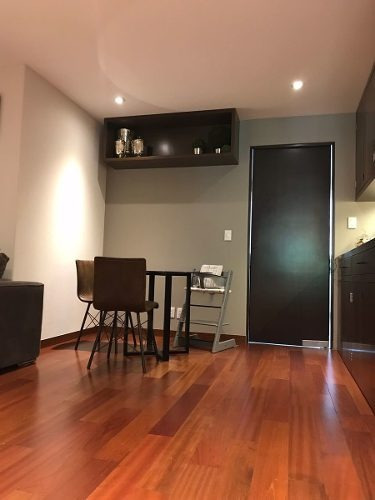 nh renta hermoso departamento en polanco