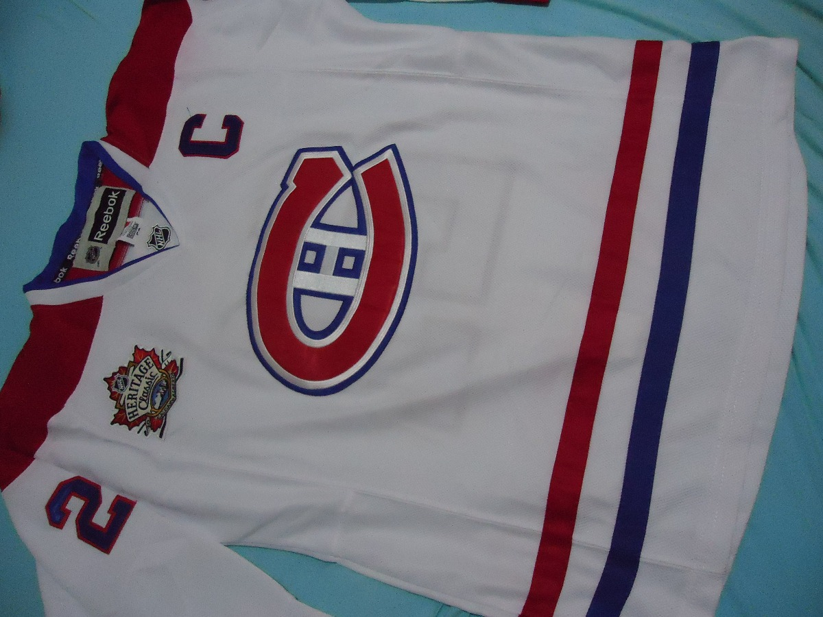 Nhl - Camisa Do Montreal Canadiens - Reebok - Importada - R  150 171fb9f9dbd94