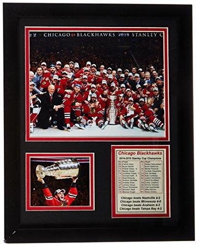 Nhl Chicago Blackhawks Legends Nunca Morir Collage Foto Enma ...