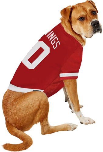 arrives 436b6 28754 Nhl Detroit Red Wings Jersey For Dogs & Cats, Medium. - Let