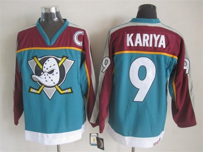7dadab5ef878c Nhl Hockey Anaheim Mighty Ducks Super Patos Personalizada - R  230 ...