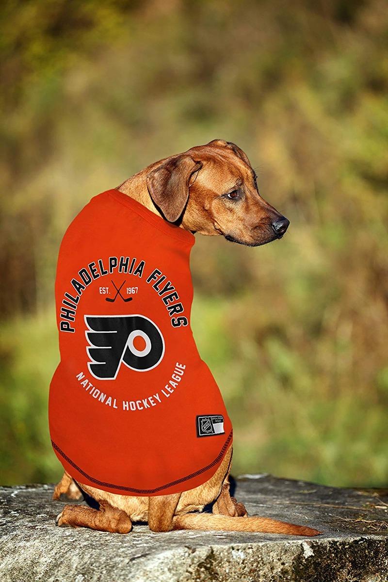 Nhl Philadelphia Flyers Tee Shirt For Dogs   Cats 43d9da911