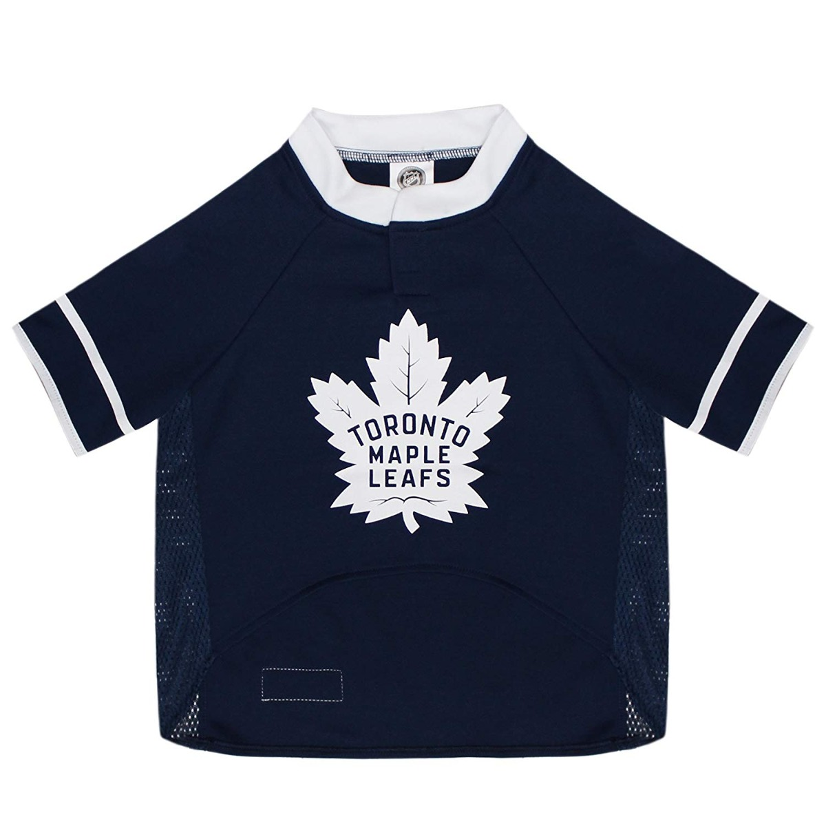 new product e10b0 ccfc0 Nhl Toronto Maple Leafs Jersey For Dogs & Cats, Small. - Let