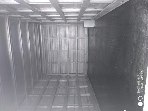 nhr 2019 furgón carga seca