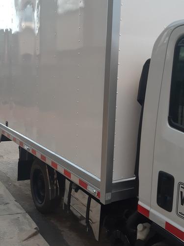 nhr furgon chevrolet 2017
