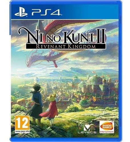 ni no kuni 2 revenant kingdom ps4 nuevo sellado envio gratis
