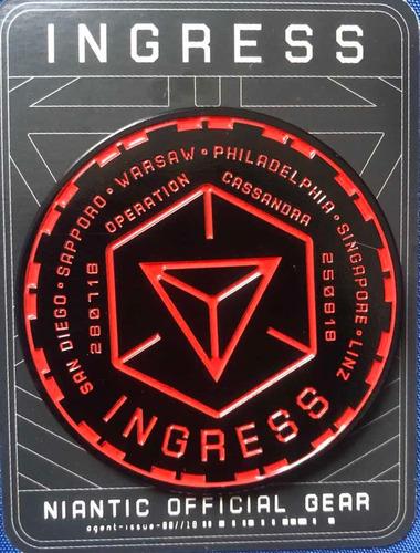 nia official  cassandra prime coin