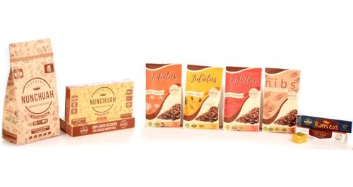 nibs de cacao con fruta deshidrata - unidad a $4500