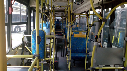 ônibus articulado urbano 2006