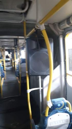 ônibus bi articulado recreativo caio top bus volvo b 12m 340