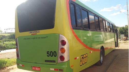 ônibus buscar 320, mbb 1418 dianteiro, 2008