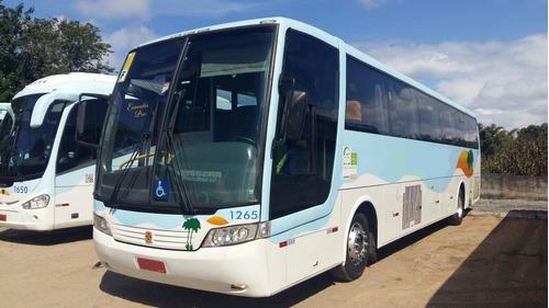 ônibus bussca vistabuss lo scania k340 só fretamentos revisa