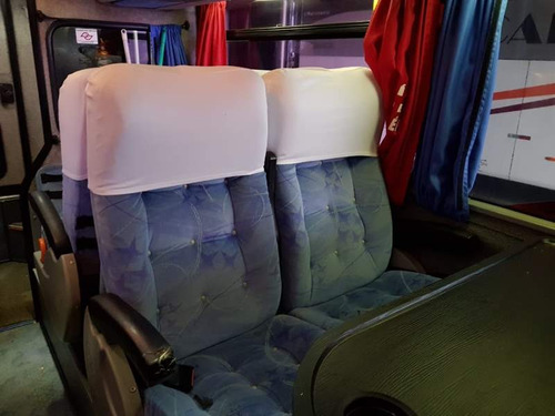 ônibus busscar 1800 dd scania 8x2 completo unico dono só tur