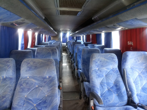 ônibus, busscar, 46 lugares, rodoviario,     3410