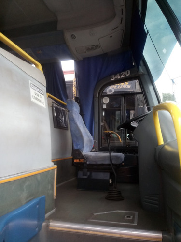 ônibus, busscar, 46 lugares, rodoviario,     3420