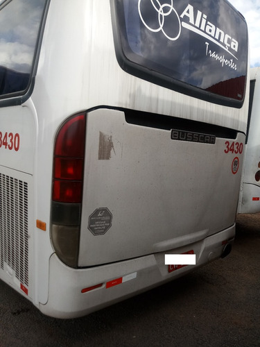 ônibus, busscar, 46 lugares, rodoviario,     3430