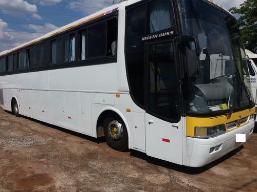 ônibus busscar ano 2000 motor 457