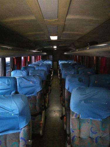 ônibus busscar jumbus  scania  super conservação
