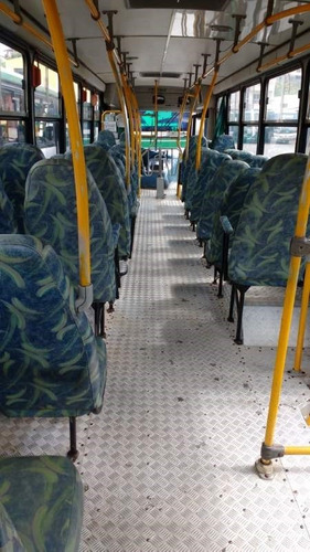 ônibus busscar urbano e  escolar mercedes sem detalhes