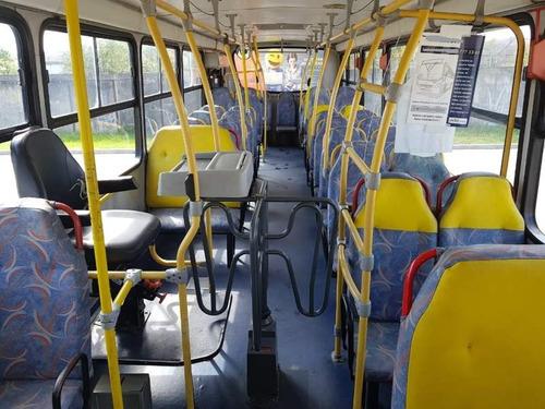 ônibus busscar urbanuss pluss volks bus 17210 mwm único dono