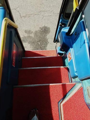 ônibus busscar vistbuss mercedes 0400 rse completo impecável