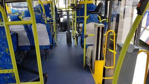 ônibus caio apache  urbano / escolar  mercedes revisados