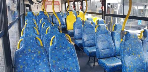 ônibus caio apache vip volks 15 180 único dono e impecável