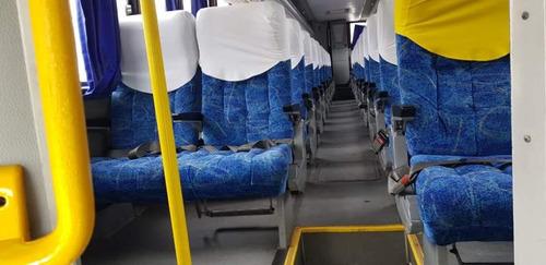 ônibus caio giro 3600 volks cummins fretamentos único dono