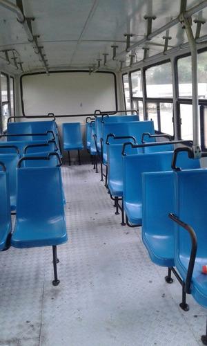 ônibus caio vitoria 1318 mais novo do brasil, estudo trocas!