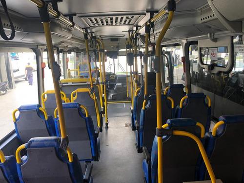 ônibus c/ar micro